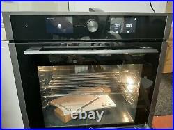 Built in pyrolytic single fan oven