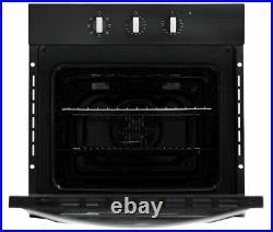 Bush BIBFOBAX Built In Single Electric Oven Black