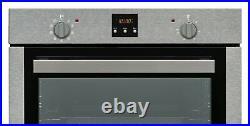 Bush BIDIOSX Built In Single Electric Oven Dark Inox