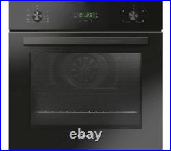 CANDY FCT415N Built-in Electric Single Oven A 70L Multifunction Black Currys