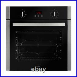 CDA 65L Multifunction Electric Single Oven Stainless Steel