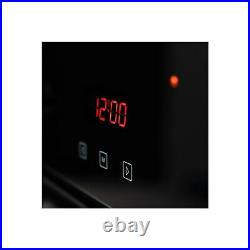 CDA SC223SS 65L Six Function Electric Single Fan Oven With Touch Control Timer