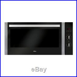 CDA SK381SS 90cm Wide Built In Electric Single Oven Stainless Steel FA9972