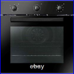 Candy FCP602N/E 8 Function Electric Built-in Single Oven Black