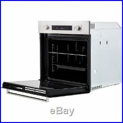 Candy FCP602XE0/E Built In 60cm A+ Electric Single Oven Stainless Steel New