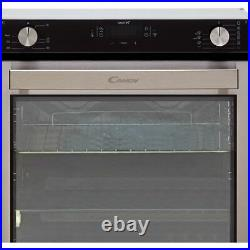 Candy FCXNE825VX WIFI Elite Built In 60cm A Electric Single Oven Black New