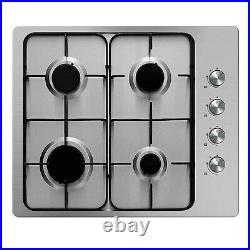 Electriq 6 Function Single Oven & 60cm Gas Hob Bundle BUN/EQOVENM1/75319