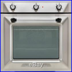 Ex Display Smeg SF6905X1 Built In Electric Single Oven (JUB-40346) RRP £579