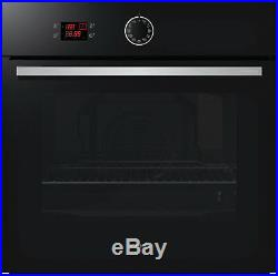 Gorenje BO75SY2BUK Built-In Electric Single Oven Black Glass