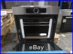 Graded Bosch HBG634BS1BB 60cm St/Steel Single Built In Electric Oven RRP £749