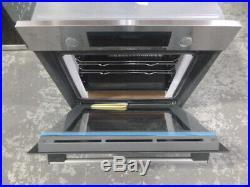 Graded Bosch HBS534BS0B 60cm St/Steel Built in Single Oven (B-19205) RRP £499