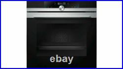 Graded Siemens HB672GBS1B Built-In Single Oven, Stainless Steel 12649