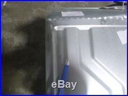 Graded Smeg SFP6604NRE 60cm Black Built in Single Oven (JUB-22721) RRP £2499
