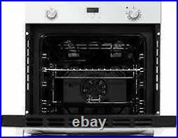 Gradedbush Electric Single Built In Oven Rlwfo White