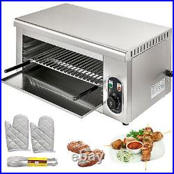 Grill Oven Built In Single Electric Oven 60cm Salamander Grill Toaster 2000W