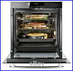 Grundig GEZS57000BL Built-In Electric Single Oven 5yr wrty