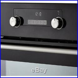 Hisense BI3221ABUK Built In 60cm A Electric Single Oven Black New