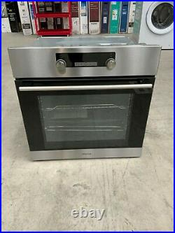 Hisense BI3221AXUK Built In 60cm A Electric Single Oven Stainless Steel #LF25380