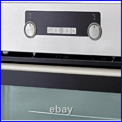 Hisense BI5228PXUK Built In 60cm A+ Electric Single Oven Stainless Steel New
