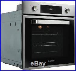 Hoover HOE3051IN Built-In 59.5cm Single Electric Fan Oven Stainless Steel
