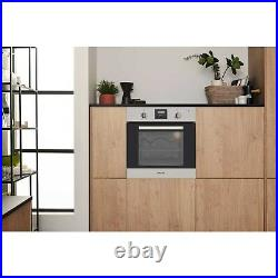 Hotpoint AOY54CIX Five Function Electric Built-in Single Fan Oven Stainless St