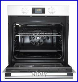 Hotpoint Class 2 SA2540HWH White Built In Electric Single Oven