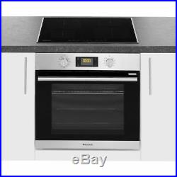 Hotpoint K002909 Single Oven & Induction Hob Built In Stainless Steel / Black