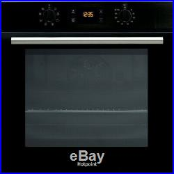 Hotpoint SA2540HBL Built-in Single Multi-Function Fan Assist Oven & Grill