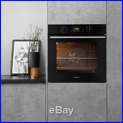 Hotpoint SA2540HBL Class 2 Built In 60cm A Electric Single Oven Black New