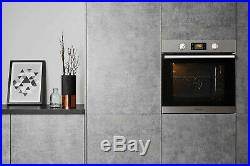 Hotpoint SA2840PIX Stainless Steel Built In Electric Pyrolytic Single Oven