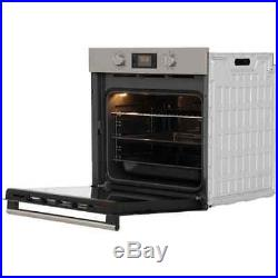 Hotpoint SA2844HIX Class 2 Built In 60cm A+ Electric Single Oven Stainless