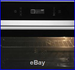 Hotpoint SI6874SHIX Built In 60cm A+ Electric Single Oven Stainless Steel New