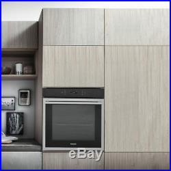 Hotpoint SI6874SPIX Class 6 Built In 60cm A+ Electric Single Oven Stainless