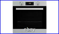 Indesit Built-In Electric Single Fan Oven With Grill IFW6340IX Stainless Steel