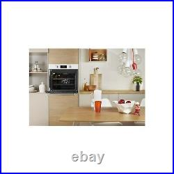 Indesit IFW6340WHUK Eight Function Electric Built-in Single Oven W IFW6340WHUK