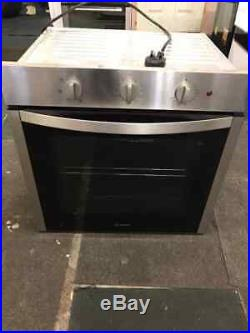 Indesit electric built in single oven fan assisted