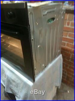 John Lewis JLBIOS631 Built in Single Multifunction Oven Stainless Steel