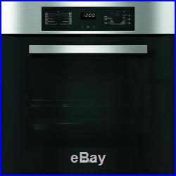 MIELE H2267BP discovery Built-in Single oven electric Clean Steel