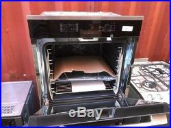 MIELE H2566BP ContourLine CleanSteel Single Built In Electric Oven