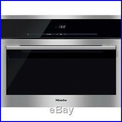 Miele DG 6100 DG6100clst 38 Litre Built-in Single Oven Slightly Damaged Box