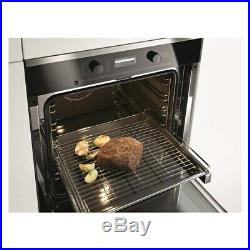 Miele H6360bp Electric Built-in Single Oven Ex-display With Warranty Was £2199