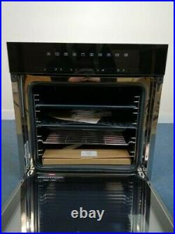 Miele H7164BPCLST 76L Built-In Single Oven with WiFi (TH-IS828341395) -GRADE A