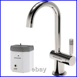 Montpellier OneStream Single Lever Instant Boiling Hot Water Tap Chrome
