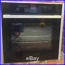 NEFF B17CR32N1B Built In Electric Single Oven Stainless Steel