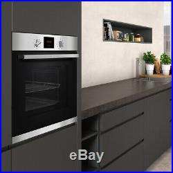 NEFF B1GCC0AN0B N30 Built In 59cm A Electric Single Oven Stainless Steel New