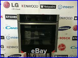 NEFF B3ACE0AN0B Slide&Hide 59cm 71L Built-in Electric Single Oven (11508)