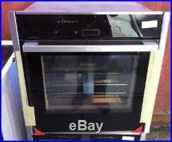 NEFF B57CR22N0B N70 Slide & Hide Built In Electric Single Oven Pyrolytic 60cm