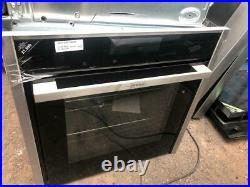 NEFF B58CT68H0B N90 Slide&Hide Built In 60cm A Electric Single Oven Stainless