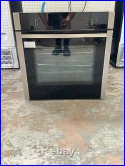NEFF N50 B1ACE4HN0B Built In Electric Single Oven S/Steel A Rated #RW26562