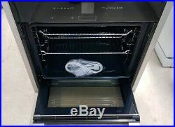 NEFF N70 B57CR22N0B Slide&Hide Integrated Built In Single Oven, RRP £849